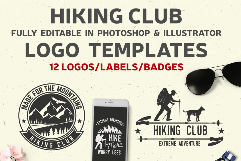 hiking-club-badge