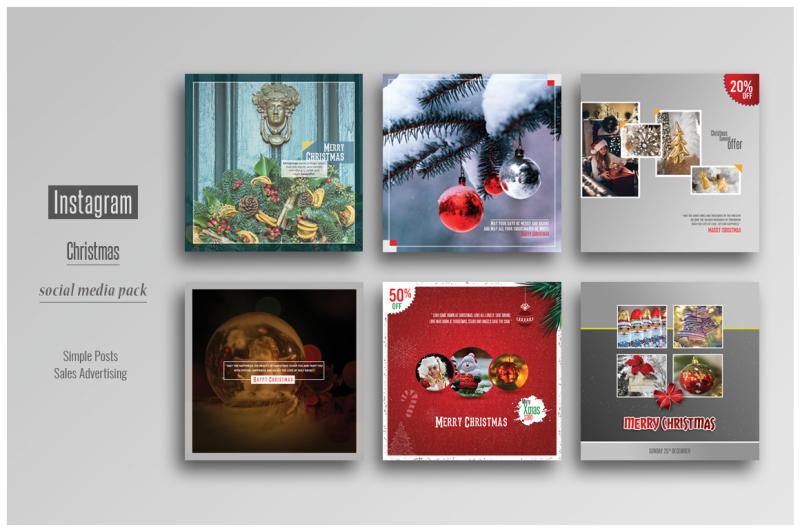 christmas-social-media-pack