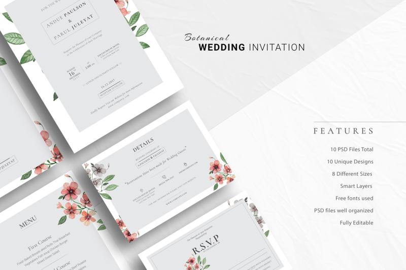 botanical-wedding-invitation-suite