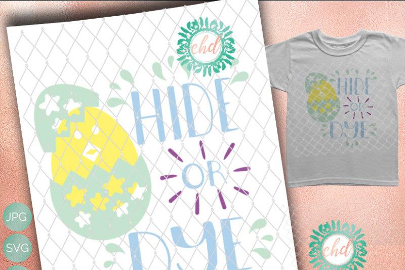 hide-or-dye