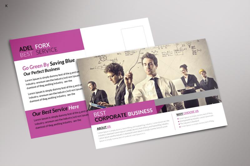corporate-business-postcard-template