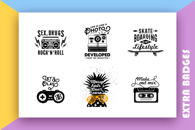back-to-the-90-s-hand-drawn-icons