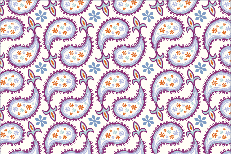 seamless-vector-paisley-pattern-set