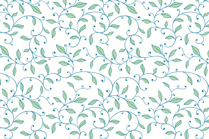 seamless-vector-floral-pattern-set
