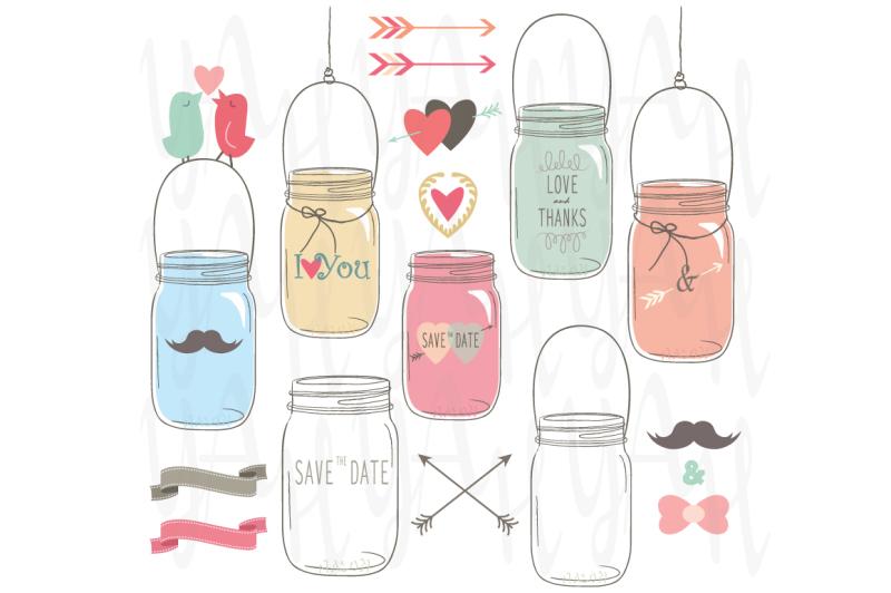 wedding-mason-jar