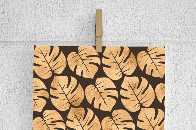 palm-leaf-patterns-tropical-backgrounds