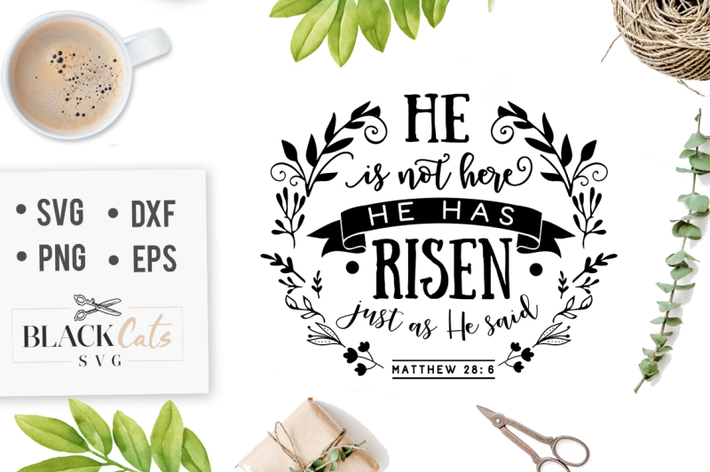 he-has-risen-svg