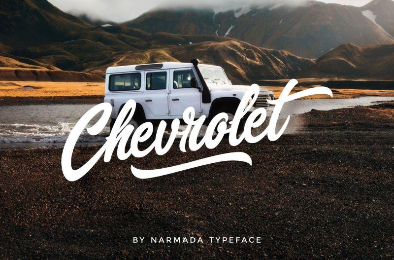 narmada-typeface