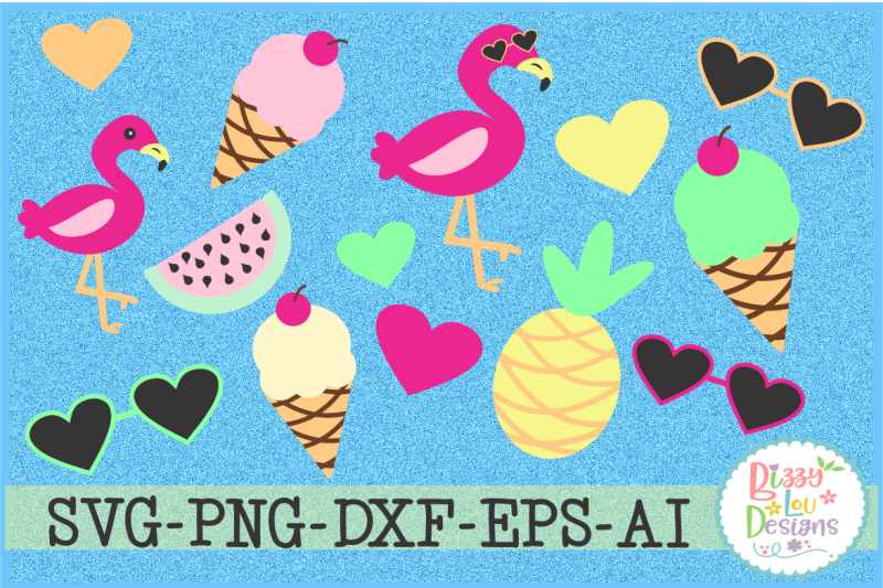 flamingos-and-summertime-svg-dxf-eps-png-ai-cutting-files