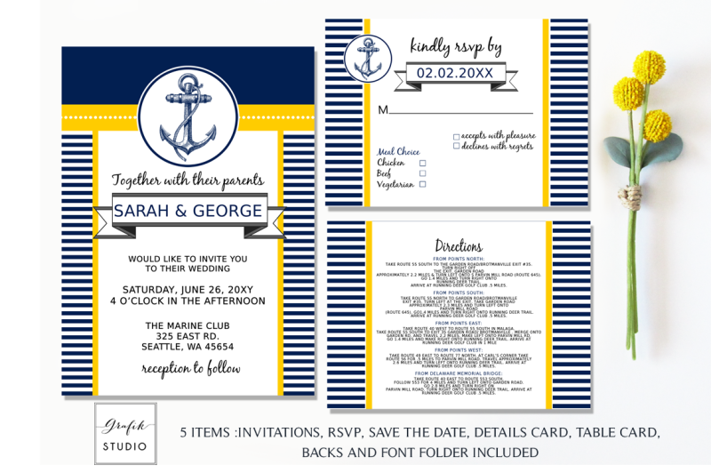 anchor-navy-and-yellow-nautical-wedding-invitation-template