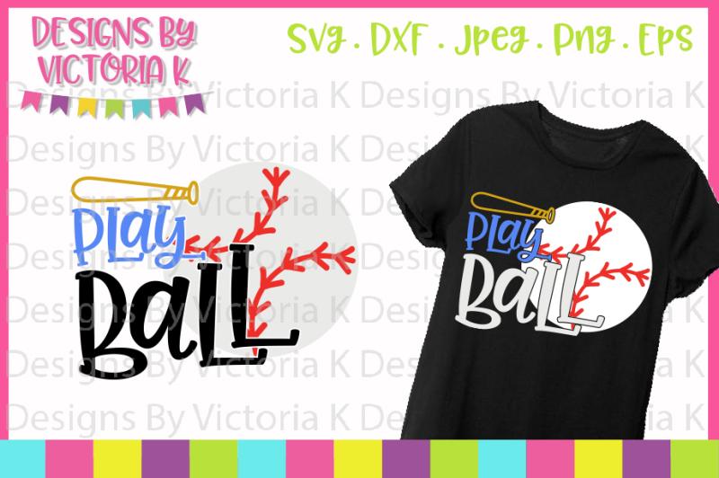 baseball-svg-play-ball-svg-dxf-cut-file