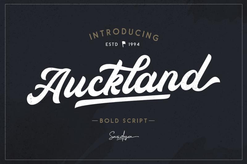 auckland-bold-script