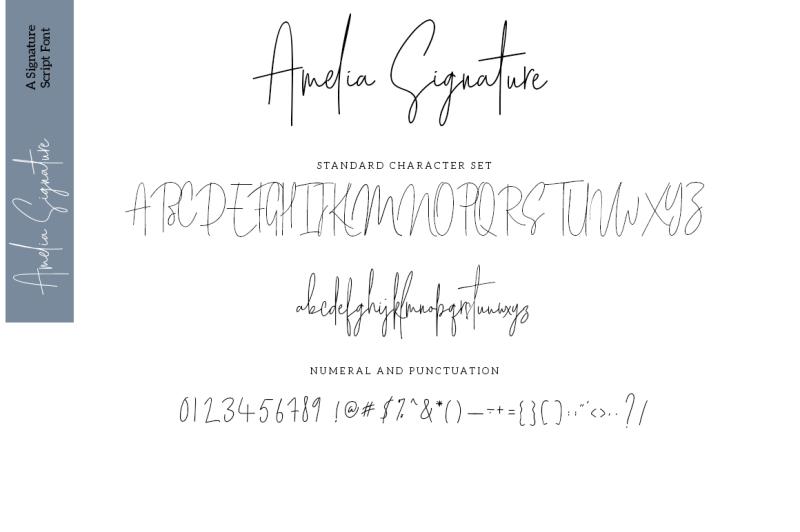 amelia-signature