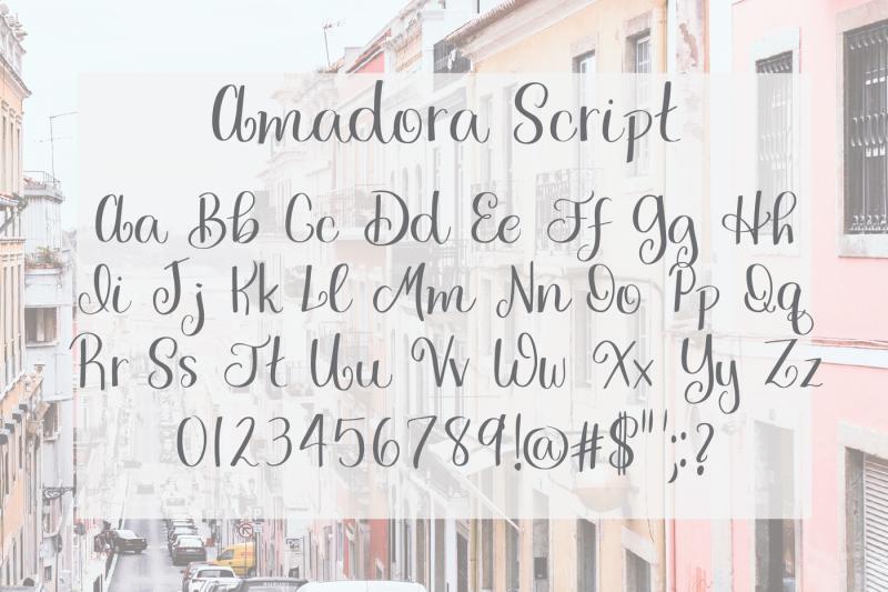 amadora-script