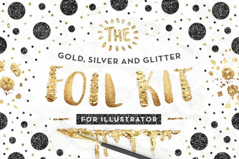 the-gold-foil-kit-essentials-bonus-illustrator-version