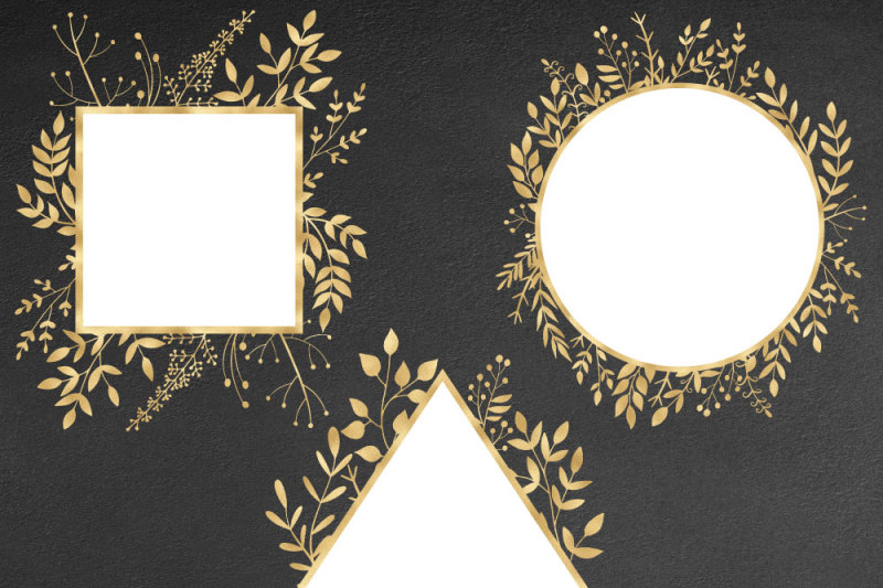 gold-floral-frames-clip-art
