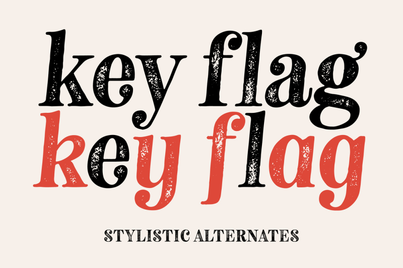 neato-serif-rough-font-family