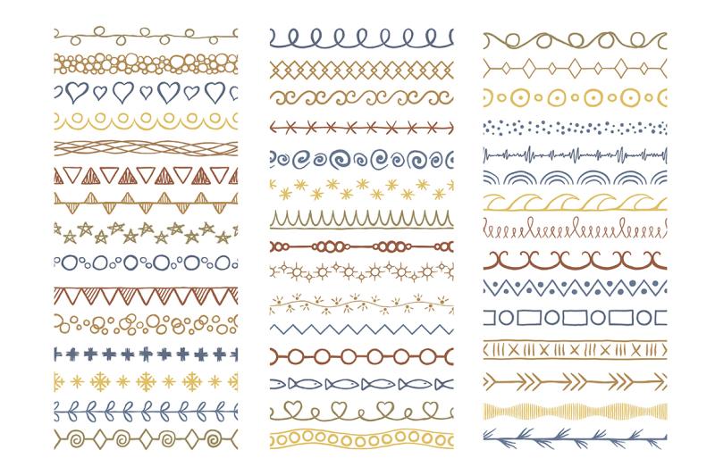 45-hand-drawn-decorative-brushes