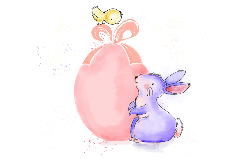 happy-easter-watercolor-illustration