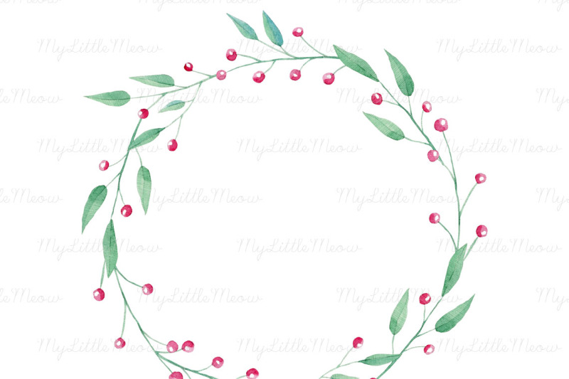 berry-wreath-clip-art