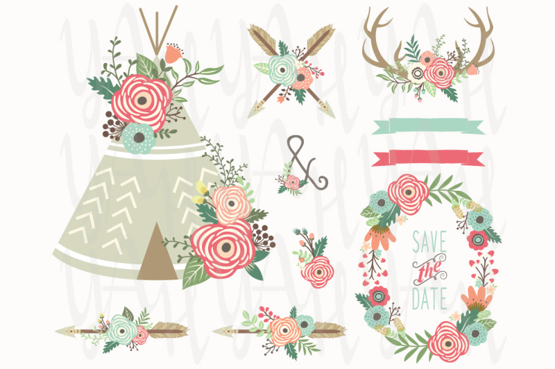 floral-teepee-elements