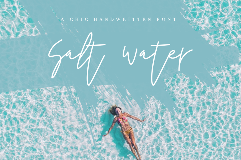 salt-water-chic-handwritten-font