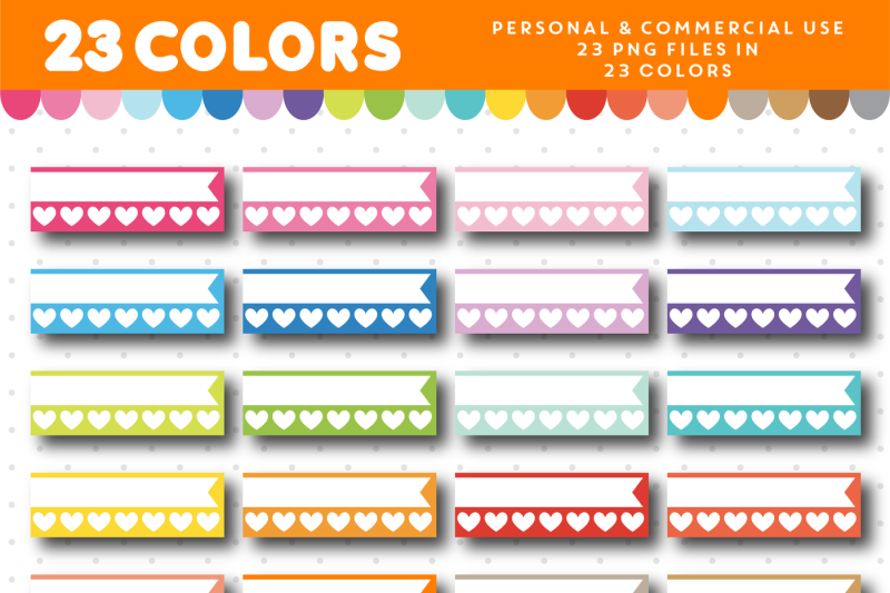 flag-with-checkboxes-header-clipart-cl-1122