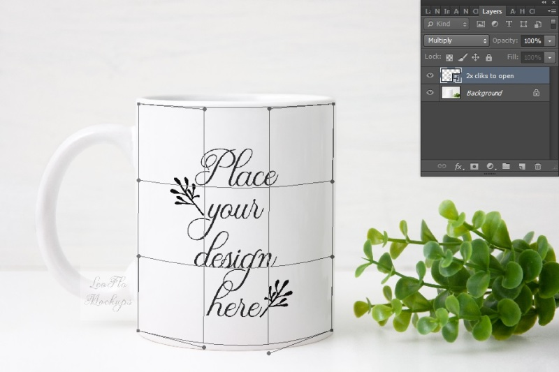 Free Blank White Mug Mockup mock up Coffee cup 11oz template PSD smart (PSD Mockups)