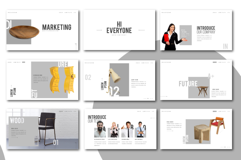 marketing-presentation-template