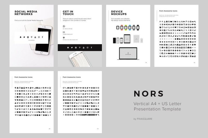 nors-vertical-powerpoint-20-photos-bonus