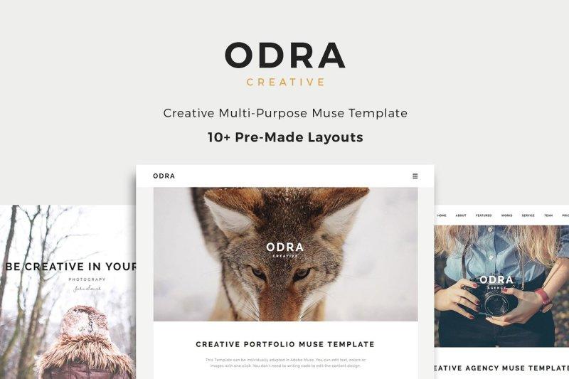 odra-multi-purpose-muse-template