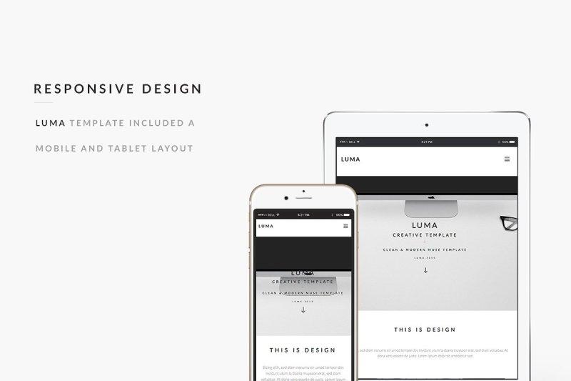 luma-creative-muse-template