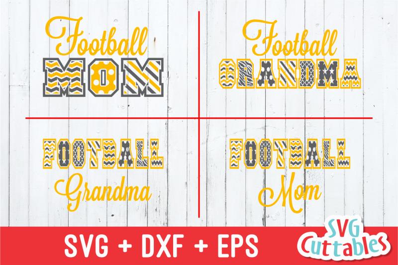 football-mom-grandma-patterned