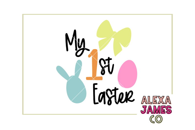 my-first-easter