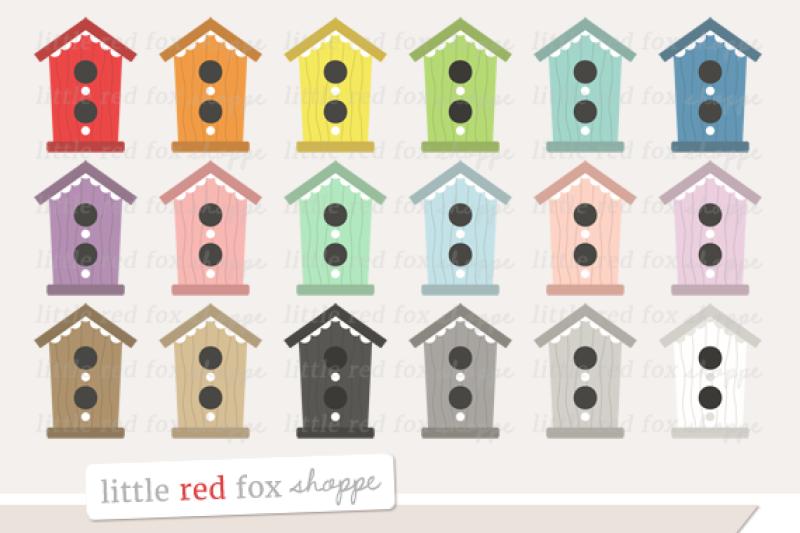 birdhouse-clipart