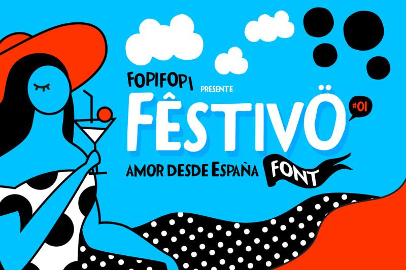 festivo-font