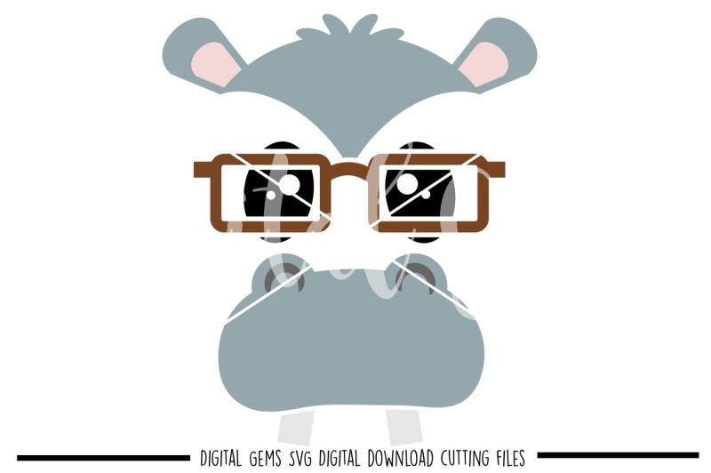 hippo-svg-dxf-eps-png-files