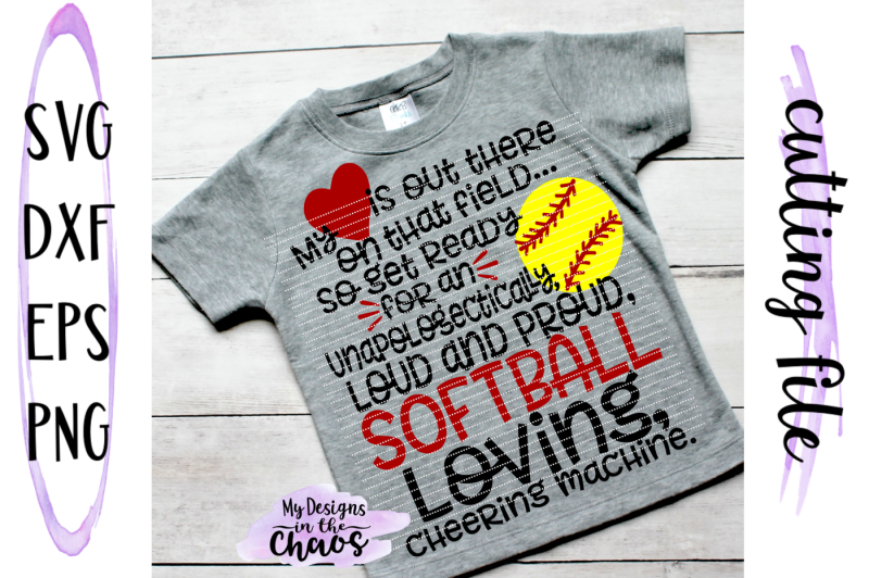 loud-and-proud-svg-softball-mom-svg-softball-svg-silhouette