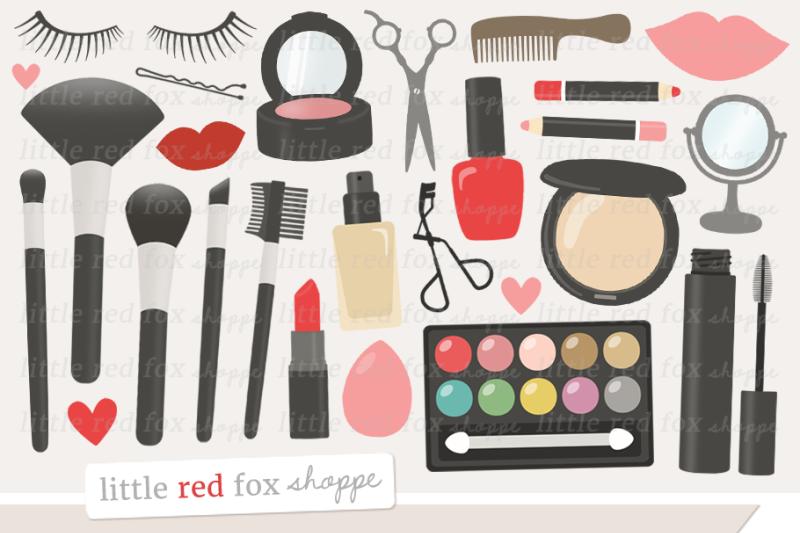makeup-clipart