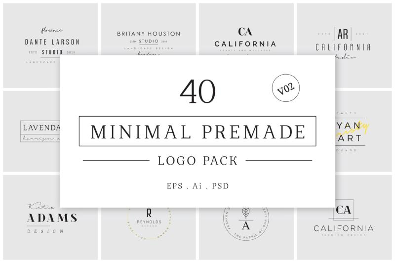 minimal-premade-logo-bundle-v02