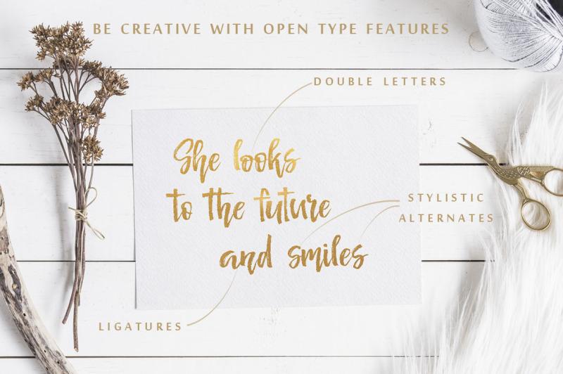 se-ntilde-orita-handwritten-textured-font