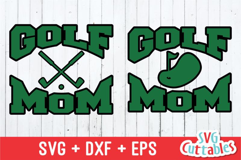 golf-mom
