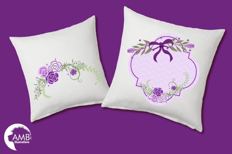 floral-frames-and-labels-in-lavender-amb-965