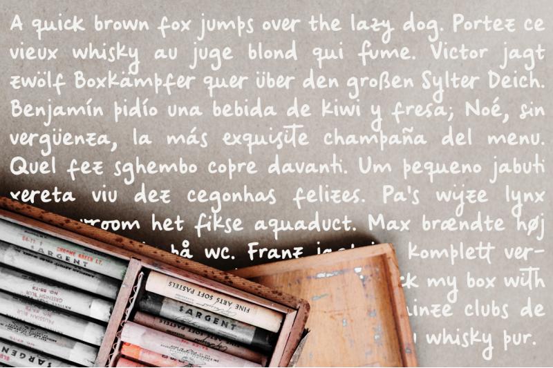 be-cool-a-handwritten-font