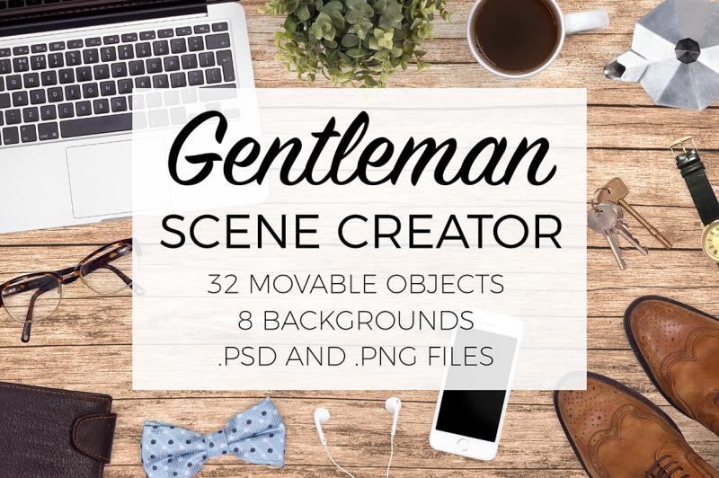 gentleman-scene-creator
