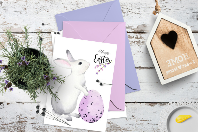 watercolor-rabbit-easter