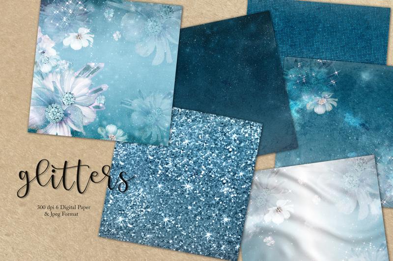 blue-digital-paper