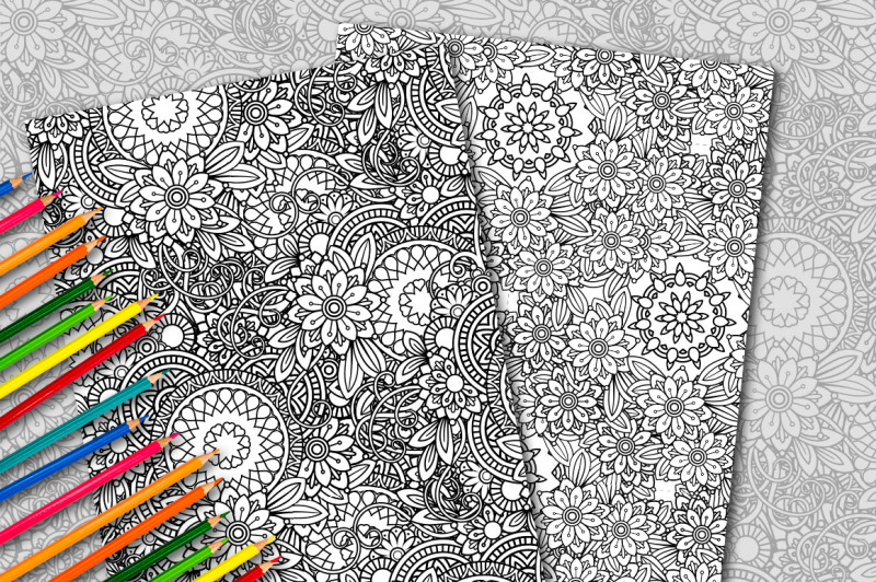 floral-seamless-patterns