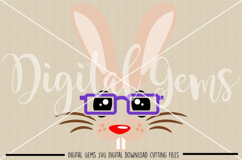 rabbit-face-svg-png-eps-dxf-files