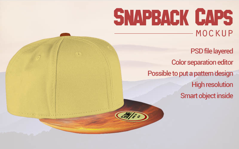 snapback-mockup